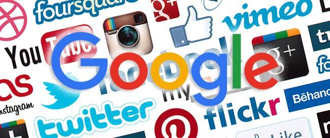 Соцсети не оказывают воздействие на ранжирование в Google